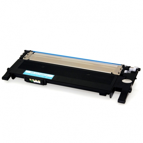 CLT-C406S Compatible Samsung Cyan Toner (1000 pages) for CLP-360, 366, 366W, 365W, 368, CLX-3300, 3305, 3305W, 3306W