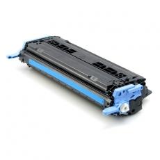 Q6001A Compatible Hp 124A Cyan Toner (2000 pages) for Color LaserJet 1600, 2600n, 2605dn, 2605dtn, CM1015, CM1017