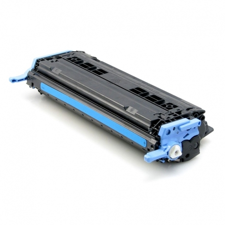Q6001A Compatible Hp 124A Cyan Toner (2000 pages) for Color LaserJet 1600, 2600n, 2605dn, 2605dtn, CM1015, CM1017