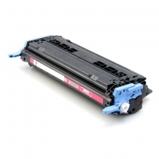 Q6003A Compatible Hp 124A Magenta Toner (2000 pages) for Color LaserJet 1600, 2600n, 2605dn, CM1015, CM1017