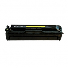 CB542A Συμβατό τόνερ Hp 125A Yellow (Κίτρινο),(1400 σελίδες)