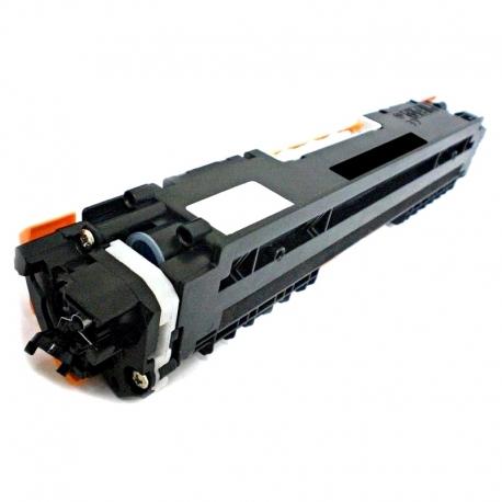 CE310A Compatible Hp 126A Black Toner (1000 pages) for Color LaserJet CP1025, Pro 100 M175a, Pro M275 Enterprise M4555h