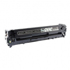 CE320A Συμβατό Hp 128A Black (Μαύρο) Τόνερ (2000 σελίδες) για Color LaserJet Pro CP1525n, Pro CP1525nw, CP1415fn