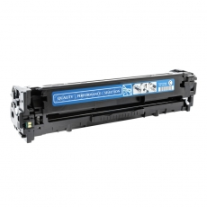 CE321A Compatible Hp 128A Cyan Toner (1300 pages) for Color LaserJet Pro CP1525n, Pro CP1525nw, CP1415fn