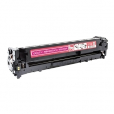 CE323A Compatible Hp 128A Magenta Toner (1300 pages) for Color LaserJet Pro CP1525n, Pro CP1525nw, CP1415fn