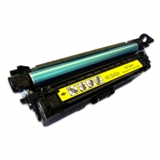 CE402A Compatible Hp 507A Yellow Toner (6000 pages) for Color Enterprise500 M575, M575d, M551dn, LaserJet Pro 500 M570dn