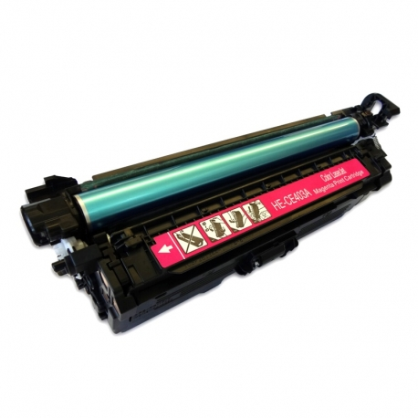 CE403A Compatible Hp 507A Magenta Toner (6000 pages) for Color Enterprise 500 M575, M575d, M551dn, LaserJet Pro 500 M570dn