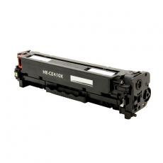 CE410X Compatible Hp 305X Black Toner (4000 pages) for HP LaserJet Pro M351a, M375nw, Pro 400 M451dn, M451nw, M475dn, M475dw