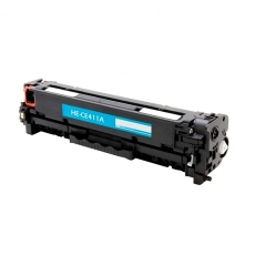 CE411A Compatible Hp 305A Cyan Toner (2600 pages)