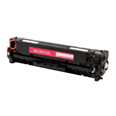 CE413A Συμβατό Hp 305A Magenta (Ματζέντα) Τόνερ (2600 σελ.) για HP LaserJet Pro M351a, M375nw, Pro 400 M451dn, M451nw, M475dn