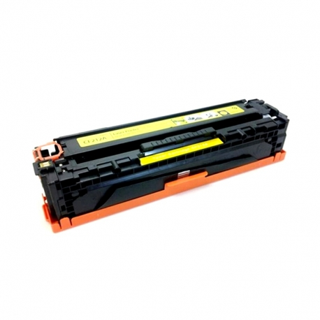 CF212A Compatible Hp 131A Yellow Toner (1800 pages) for LaserJet Pro 200 M251nw, M251n, M276nw, M276n