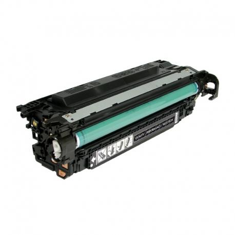 CE250X Συμβατό Hp 504X Black (Μαύρο) Τόνερ (10500 σελίδες) για Color LaserJet CM3530, CM3530fs, CP3525dn, CP3525n, CP3530