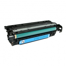 CE251A Compatible Hp 504A Cyan Toner (7000 pages) for Color LaserJet CM3530, CM3530fs, CP3525dn, CP3525n, CP3530