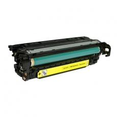 CE252A Συμβατό τόνερ Hp 504A Yellow (Κίτρινο), (7000 σελίδες)