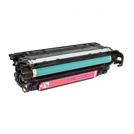 CE253A Compatible Hp 504A Magenta Toner (7000 pages) for Color LaserJet CM3530, CM3530fs, CP3525dn, CP3525n, CP3530