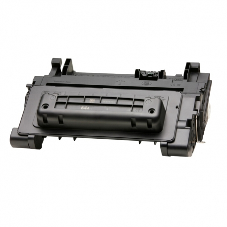 CC364A Compatible Hp 64Α Black Toner (10000 pages) for LaserJet P4014, 4014n, 4014dn, P4015n, 4015dn, 4015tn, P4515n, 4515tn