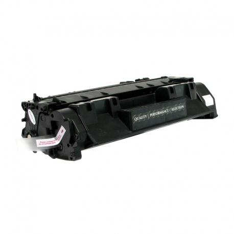 CE505A Συμβατό Hp 05Α Black (Μαύρο) Τόνερ (2500 σελ.) για LaserJet P2035, P2035n, P2055d, P2055dn, P2055x