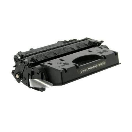 CE505X Compatible Hp 05Χ Black Toner (6500 pages) for LaserJet P2055d, P2055dn, P2055x