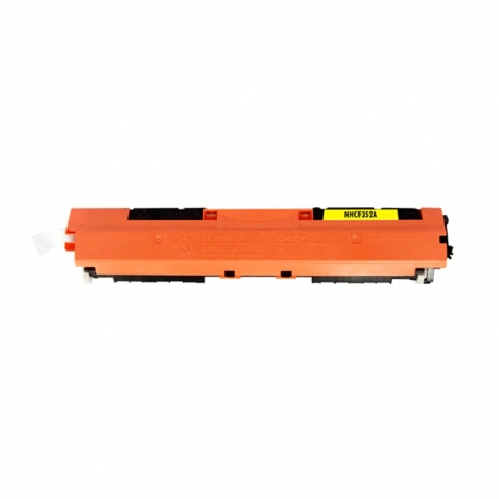 CF352A Compatible Hp 130A Yellow Toner (1000 pages) for Color LaserJet Pro MFP M176n, Color LaserJet Pro MFP M177fw