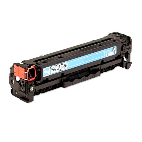 CF381A Compatible Hp 312Α Cyan Toner (2700 pages) for Color LaserJet Pro MFP M476dn, M476dw, M476nw