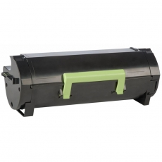 50F2H00 Compatible  Lexmark (502H) Black Toner (5000 pages) for MS310d, MS310dn, MS410D, MS410dn, MS415dn, MS510dn, MS610dn