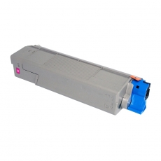 43872306 Compatible Oki Magenta Toner (2000 pages) for C5650, C5650DN, C5650N, C5750, C5750DN, C5750N