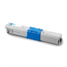 44469706 Compatible Oki Cyan Toner (2000 pages)