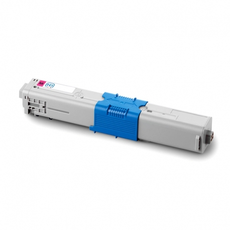 44469705 Compatible Oki Magenta Toner (2000 pages) for C310DN, C330DN, C510DN, C530DN, MC351DN, MC361DN