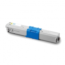 44469704 Compatible Oki Yellow Toner (2000 pages) for C310DN, C330DN, C510DN, C530DN, MC351DN, MC361DN