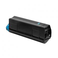42804507 Compatible Oki Cyan Toner (3000 p) for C5100, C5150, C5200, C5300, C5400, C5510