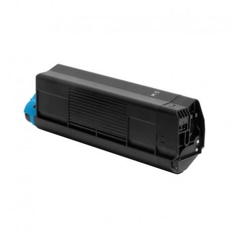 42804516 Compatible Oki Black Toner (3000 p) for C3000, C3100, C3200