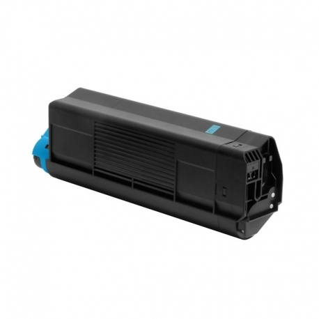 42804515 Compatible Oki Cyan Toner (3000 p) for C3000, C3100, C3200