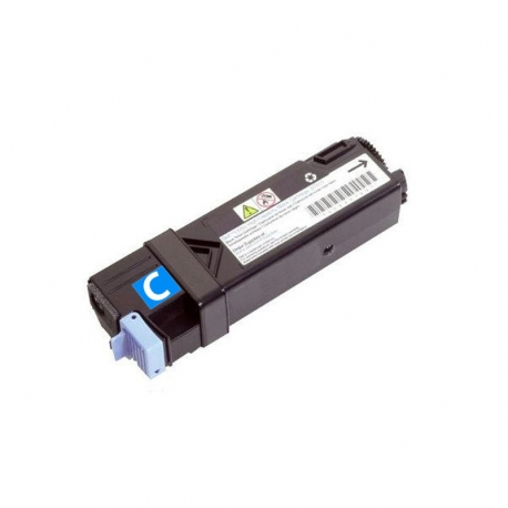 106R01278 Compatible Xerox Cyan Toner (2000 pages) for Phaser 6130, Phaser 6130N, Phaser 6130VN