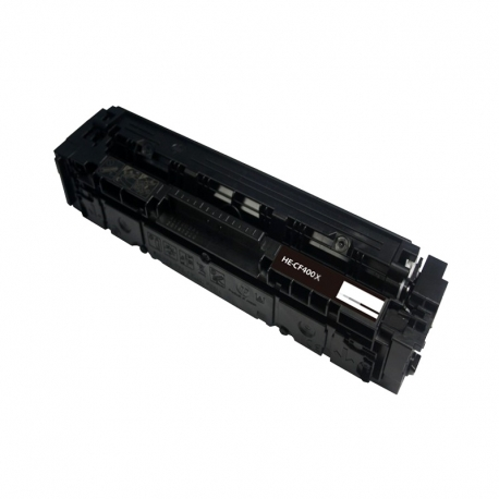 CF400X Συμβατό Τόνερ Hp 201X Black (Μαύρο), (2800 σελίδες) για Hp Color LaserJet Pro M252n, M252dw, MFP M277n, MFP M277dw
