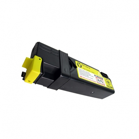 106R01333 Compatible Xerox Yellow Toner (1000 pages) for Phaser 6125, Phaser 6125N, Phaser 6125VN