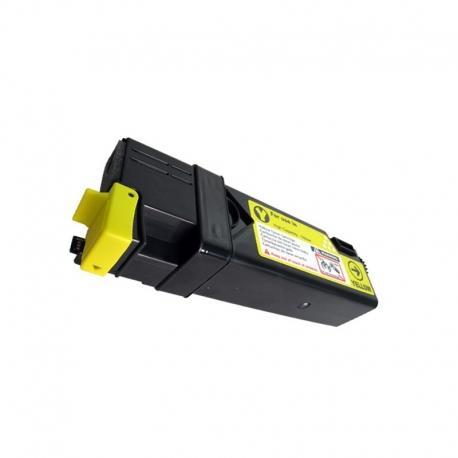 106R01333 Συμβατό τόνερ Xerox Yellow (Κίτρινο),(1000 σελ.) για Phaser 6125, Phaser 6125N, Phaser 6125VN