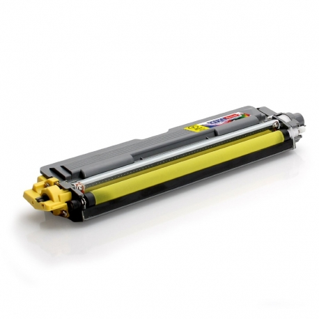 TN-245Y Compatible Brother Yellow Toner (2200 pages) for HL 3140CW, 3150CDW, 3170, DCP 9020, MFC 9130, 9140CDN, 9330, 9340CDW