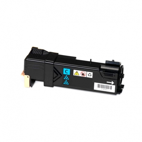 106R01594 Compatible Xerox Cyan Toner (2500 pages) for Phaser 6500DN, Phaser 6500N, Phaser 6505DN, Phaser 6505N
