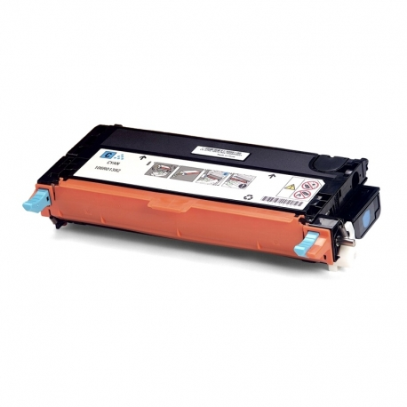 106R01392 Compatible Xerox Cyan Toner (5900 pages) for Phaser 6280, 6280N, 6280DN, 6280VN, 6280VDN