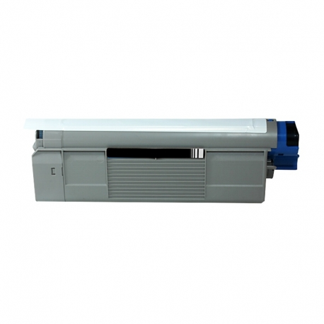 43865724 Compatible Oki Black Toner (8000 pages) for C5850N, C5850DN, C5950N, C5950DN, C5950DTN, MC560N, MC560DN