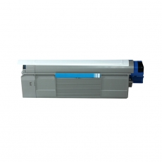 43865723 Compatible Oki Cyan Toner (6000 pages)