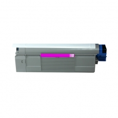 43865722 Compatible Oki Magenta Toner (6000 pages) for C5850N, C5850DN, C5950N, C5950DN, C5950DTN, MC560N, MC560DN