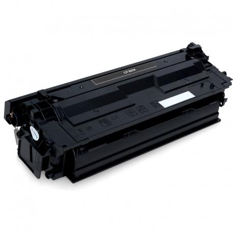 CF360X Compatible Hp 508X Black Toner (3500 pages) for Laser Enterprise M552DN, M553DN, M553N