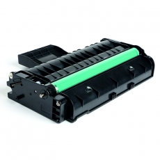 SP200HE Compatible Ricoh 407254 Black Toner (2600 pages) for SP201N, SP201NW, SP203S, SP204SN, SP204SFN, SP211, SP213W