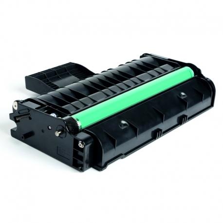SP200HE Compatible Ricoh 407254 Black Toner (2600 pages) for SP201N, SP201NW, SP203S, SP204SN, SP204SFN, SP211, SP213W