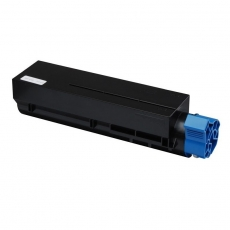 45807111 Compatible Oki Black Toner (12000 pages)