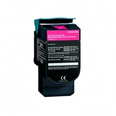 C540H1MG Compatible  Lexmark Magenta Toner (2000 pages) for C 540, C543, C544, X543, X544, C546, X546, X540, X548