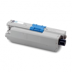 46508712 Compatible Oki Black Toner (3500 pages)