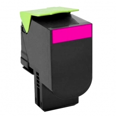 71B20M0 Compatible Lexmark (71B0030) Magenta Toner (2300 pages)
