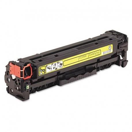 CC532A Compatible Hp 304A Yellow Toner (2800 pages) for Color LaserJet CM2320fxi, CM2320n, CM2320nf, CP2025dn, CP2025n